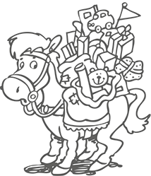 Google Kleurplaten Paarden.Kleurplaten Sinterklaas De Leukste Kleurplaten Van Sint Piet